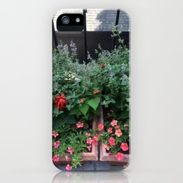 Flower Pot iPhone Case