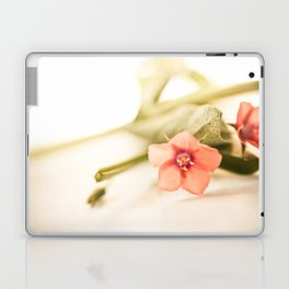 Beautiful origanum flower - Floral Photography #Society6 Laptop & iPad Skin