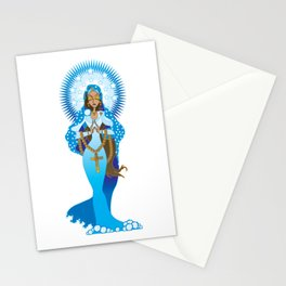 The Virgin Mary Stationery Cards