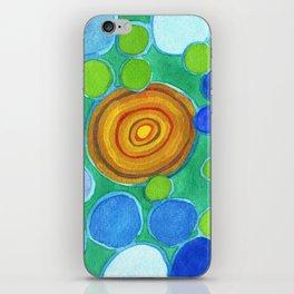 Stones under Water iPhone Skin
