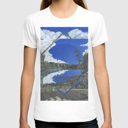 Grand Mesa Polyscape T-shirt