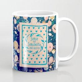 Sense and Sensibility Book Photo Coffee Mug