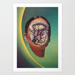 Beauty on the Inside Art Print