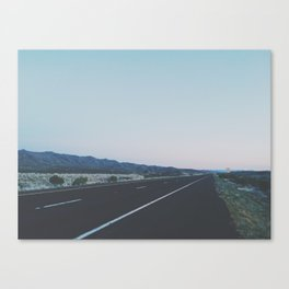 sent. Canvas Print