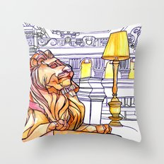 Love NYC's everything No.3 Throw Pillow