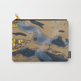 Oil Rig Water reflection Carry-All Pouch
