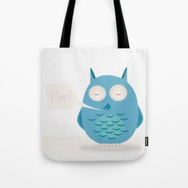 That was a hoot! Tote Bag