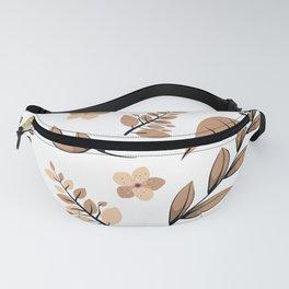 Flower Design Series 16 Fanny Pack