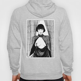 asc 513 - Les perles noires (Looking for Valentina) Hoody