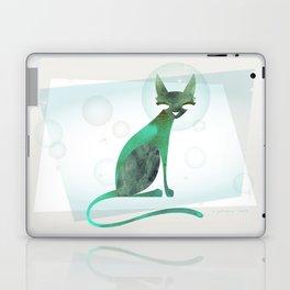Mid-Century Feline Laptop & iPad Skin