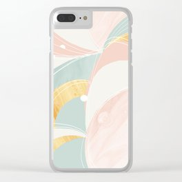 Colors!#4 Clear iPhone Case