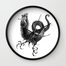 Coquatrix Wall Clock