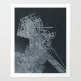 alternative builder Art Print