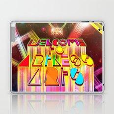 Welcome Laptop & iPad Skin