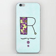 R iPhone & iPod Skin