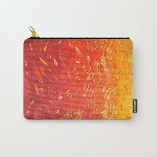UFO SUNSET Carry-All Pouch