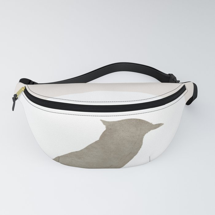 Cute Little Bird III Fanny Pack