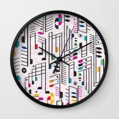 MY SONG Wall Clock