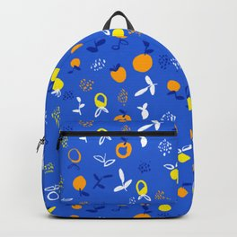 Always Summer, In Good Company, The Fruit Always Ripe #illustration Backpack