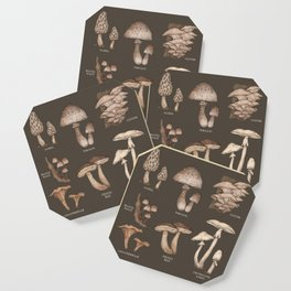 Mushrooms Coaster