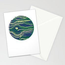 Blue Dreams Jupiter Stationery Cards