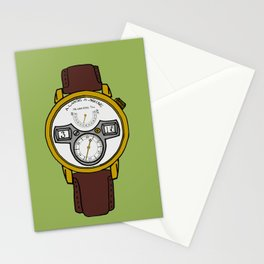 A. Lange Stationery Cards
