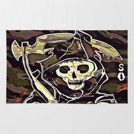 Camo Reaper Rug