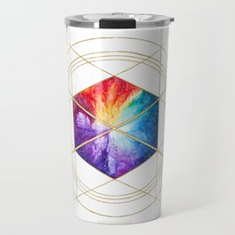Nebula Titan Sigil Travel Mug