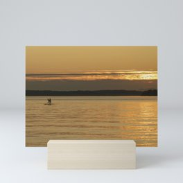 Sea Serenity Mini Art Print