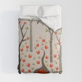 Sleeping Fox Comforters