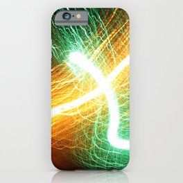 The Moment of Creativity iPhone Case
