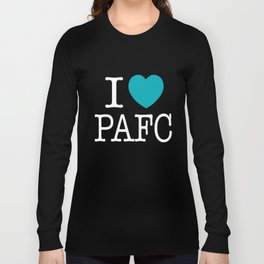 I LOVE PAFC Long Sleeve T-shirt