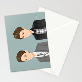 Tegan and Sara: Heartthrob #1 Stationery Cards