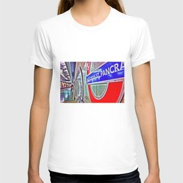 Tube signs-Kings Cross T-shirt