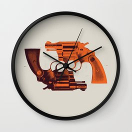 Detective Special Wall Clock