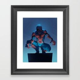 Kill Mode Framed Art Print