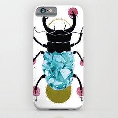 stag beetle  iPhone 6s Slim Case