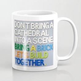 Bring A Brick Coffee Mug