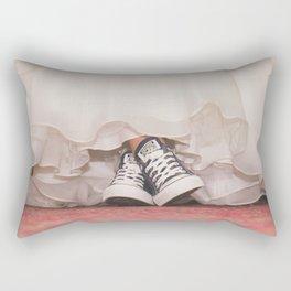 HER SHOES Rectangular Pillow