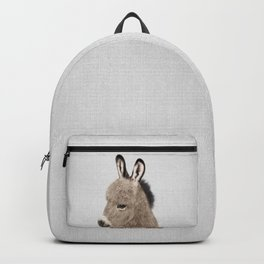 Donkey - Colorful Backpack