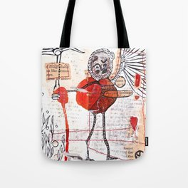 Our Deepest Feelings Tote Bag