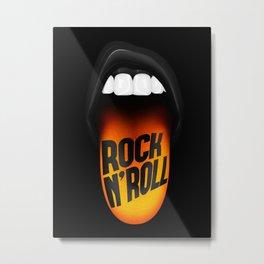 Ruth - Dark version Metal Print