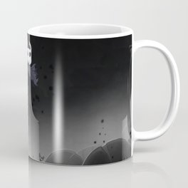 Hollow Knight in the Abyss Coffee Mug