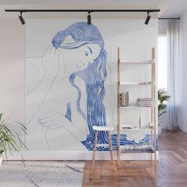 Nereid V Wall Mural