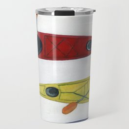 Country Colours 1 Travel Mug