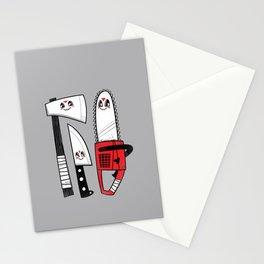 Happy Slasher Pals Stationery Cards