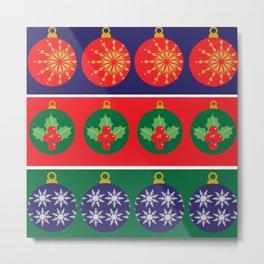 Natale Metal Print