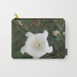 The Ghostly Lady Carry-All Pouch