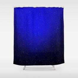 The Sky Full of Stars Shower Curtain