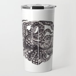 Octopus Invisble Box Travel Mug